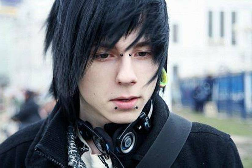 Awesome Punk Mens Hairstyle Guide Short Hairstyles Gunalazisus