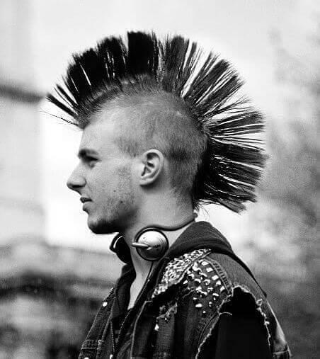 Stupendous 80S Hairstyles For Men Short Hairstyles Gunalazisus