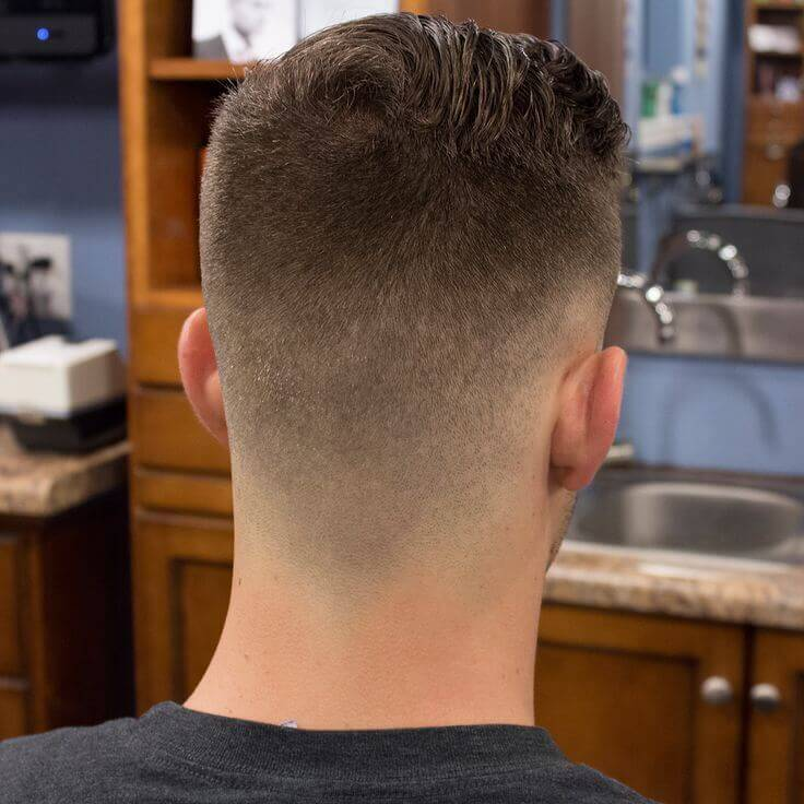 Pictures of Haircuts for Men with Thinning Hair