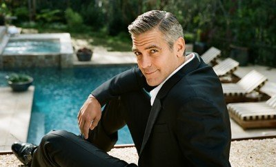 George Clooney Haircut-1061