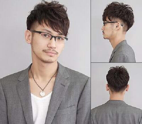 Popular Asian Hairstyles for Men