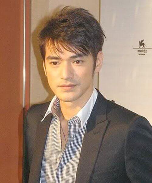Enjoyable Hairstyles For Asian Men Hairstyles For Men Maxibearus
