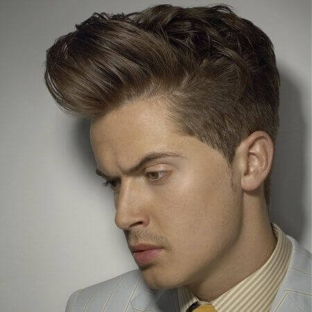 Terrific Mens Hairstyles Guide Cool Hairstyles Amp Haircuts For Men Short Hairstyles For Black Women Fulllsitofus