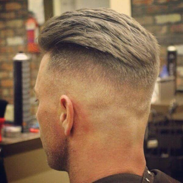 Tapered Barber Fade On Natural Hair | hnczcyw.com
