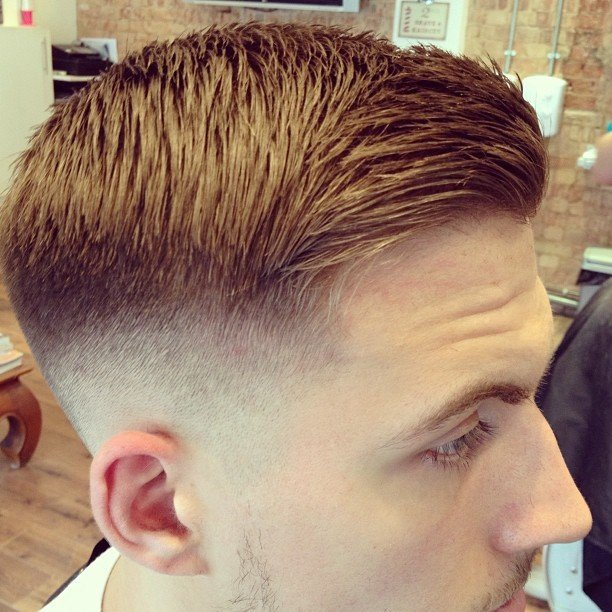 Taper fade 07 mens hairstyle guide taper fade 07 urmus Image collections