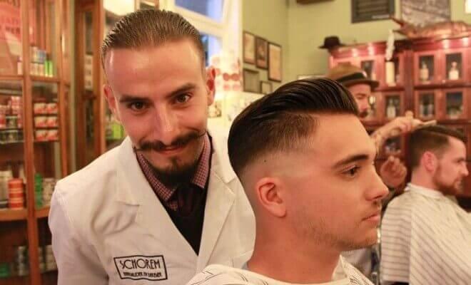 Barber Haircuts For Men-1417
