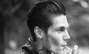 Super 50S Hairstyles For Men Short Hairstyles Gunalazisus