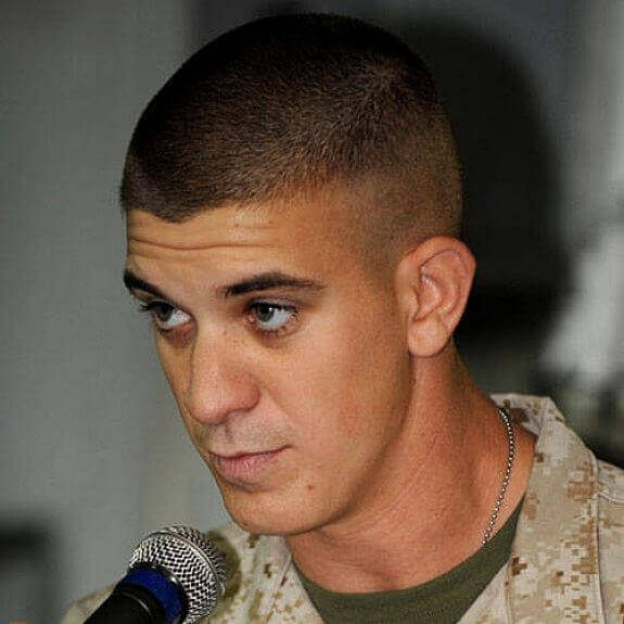 Military Haircuts For Men - Army cut hairstyle 2014