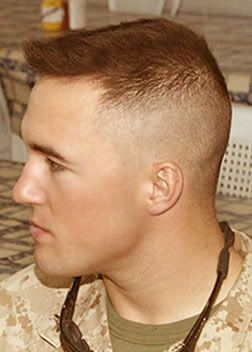Military Haircuts For Men - Army hairstyle regulation