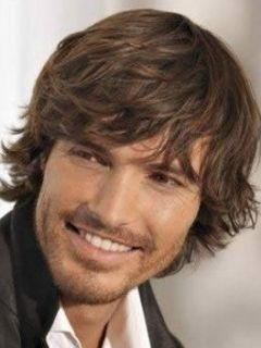 Best Image of Shaggy Hairstyles For Guys | Hope Wrigley Journal