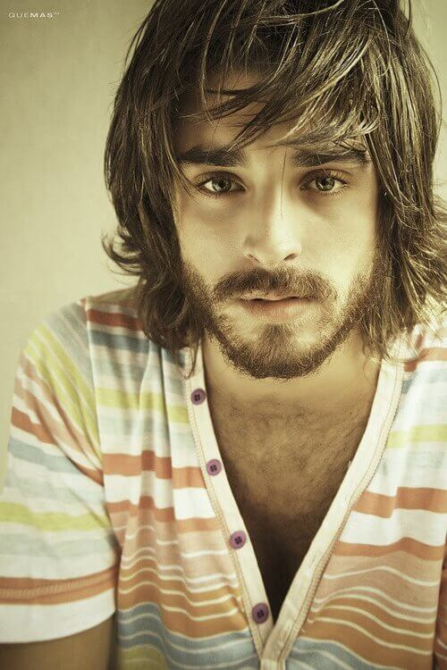 Admirable Shaggy Hairstyles For Men 11 Mens Hairstyle Guide Short Hairstyles Gunalazisus