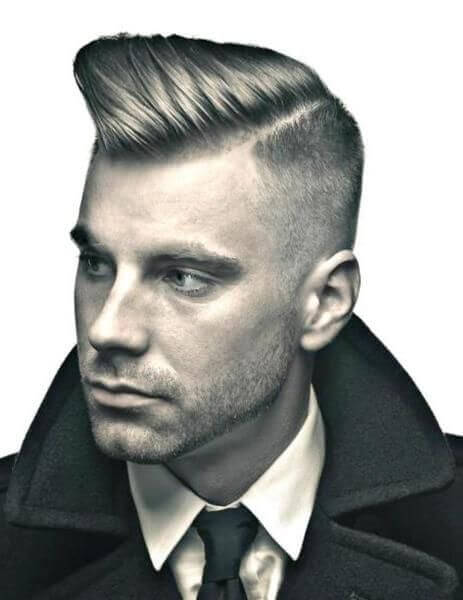 Pics Photos - Hairstyles For Men Side Part Hairstyle Messy Crop Cut ...