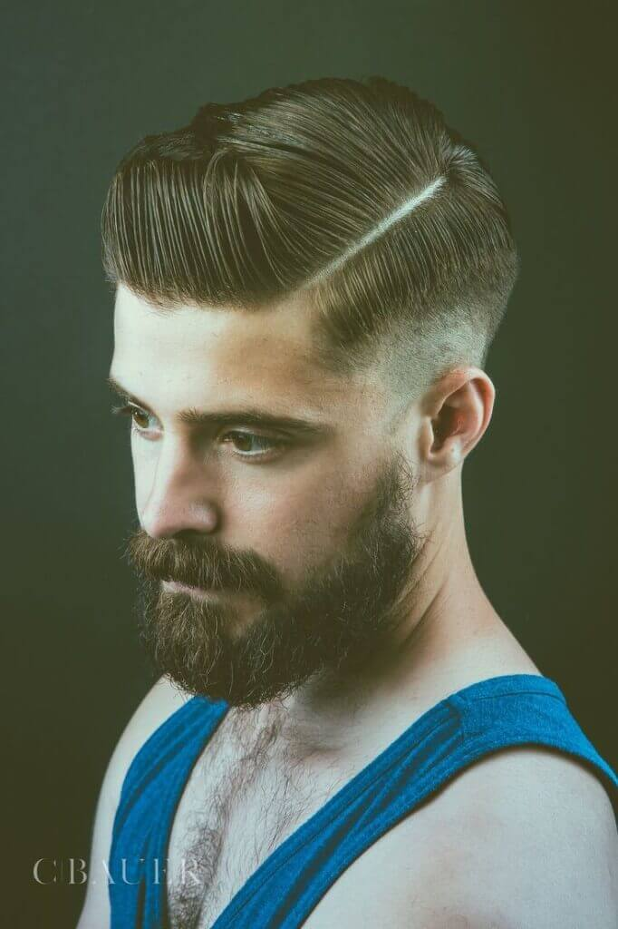 Awe Inspiring Men39S Haircuts With Parts Haircuts Short Hairstyles For Black Women Fulllsitofus