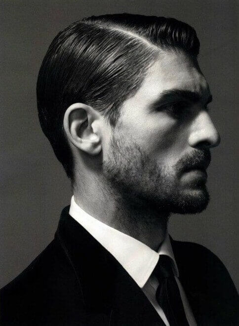 Side Part Hairstyles For Men