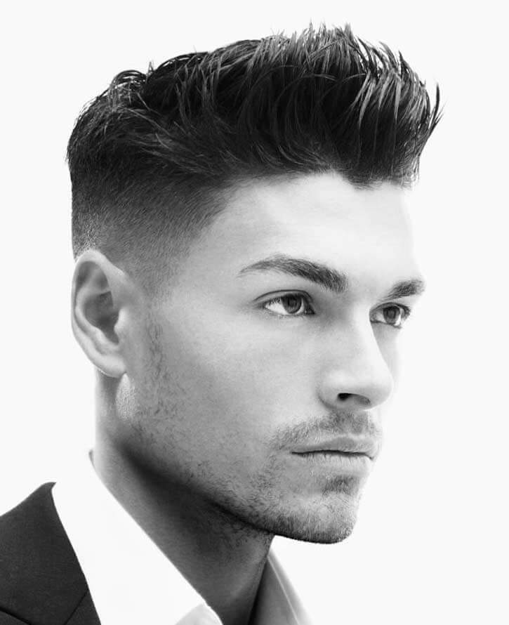 Fantastic Taper Fade Haircut For Men Hairstyles For Women Draintrainus
