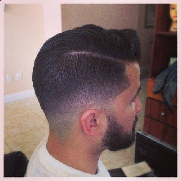 Barber Fade : taper-fade-haircut-10 - Mens Hairstyle Guide