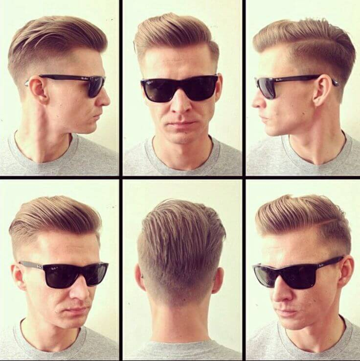Hair Style All : Latest Mens Hairstyle Trends and Fads