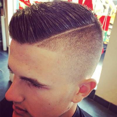 Hairstyles Hard Part : Hard Part Haircuts