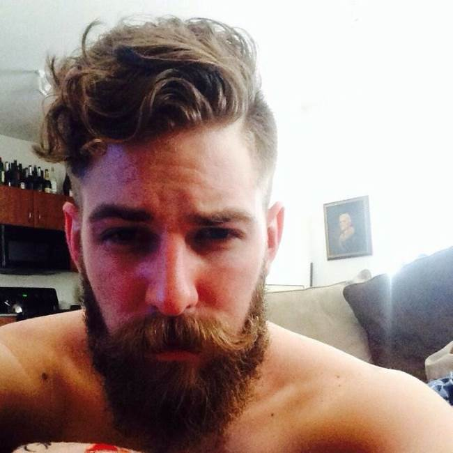 Stupendous Hipster Haircuts For Long Curly Hair Best Hairstyles 2017 Hairstyles For Men Maxibearus