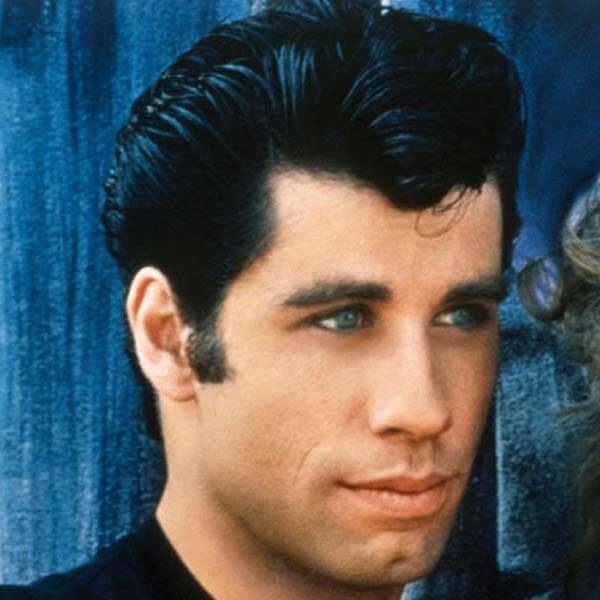 Mens Rockabilly Hair