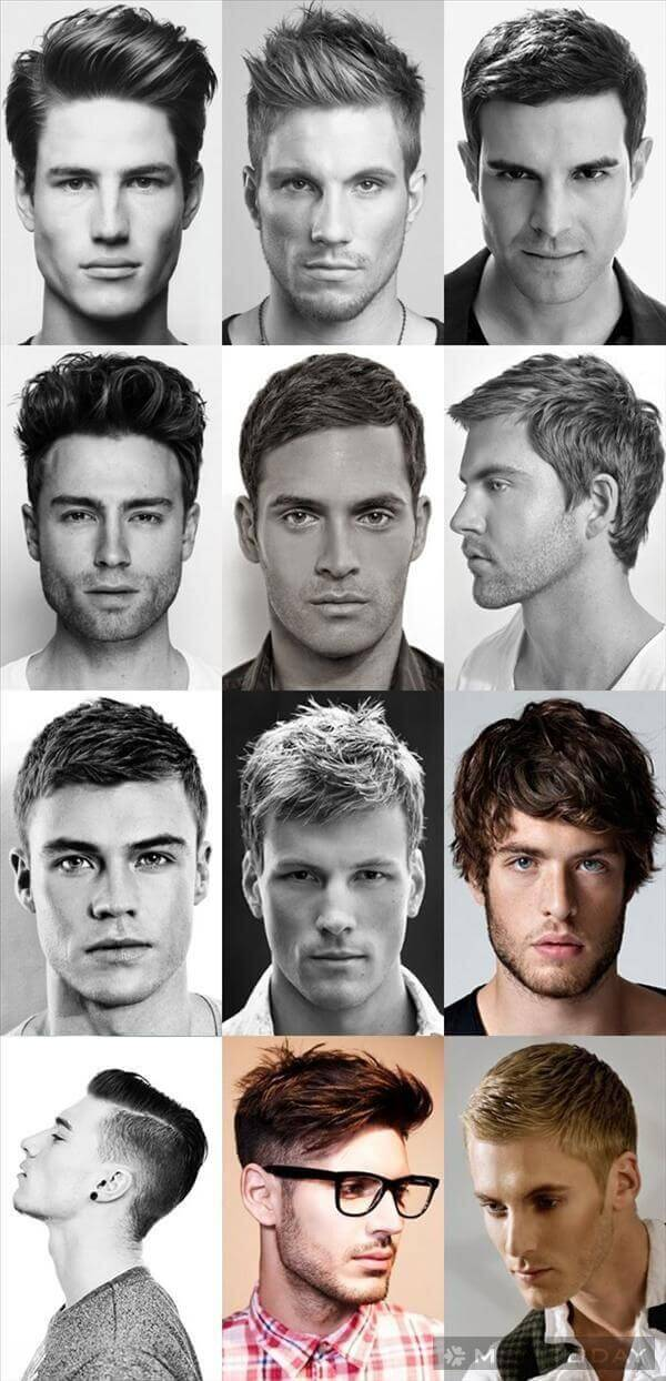 mens-hairstyle-ideas - Mens Hairstyle Guide