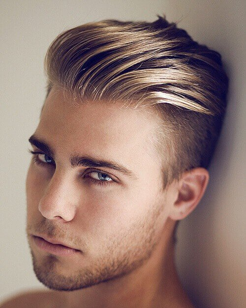 Blonde Men Hairstyles