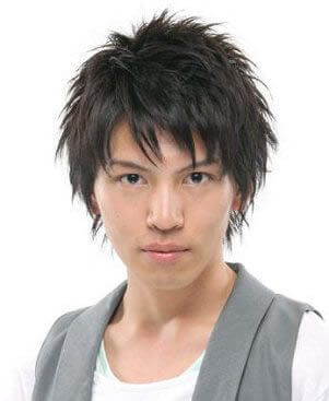 hairstyles for asian men 06 Mens Hairstyle Guide