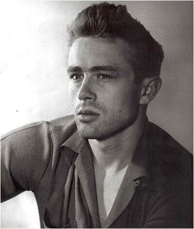 James Dean Hairstyle 05 Mens Hairstyle Guide