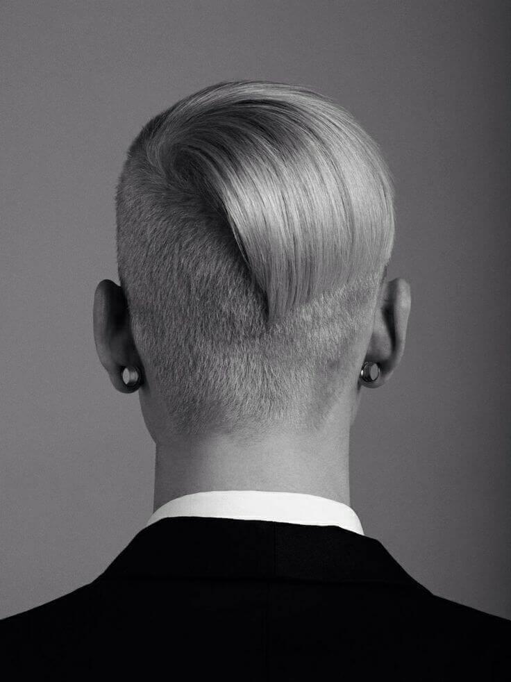Mens Undercut Hairstyle