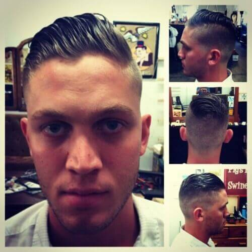 Mens Undercut 46 Mens Hairstyle Guide