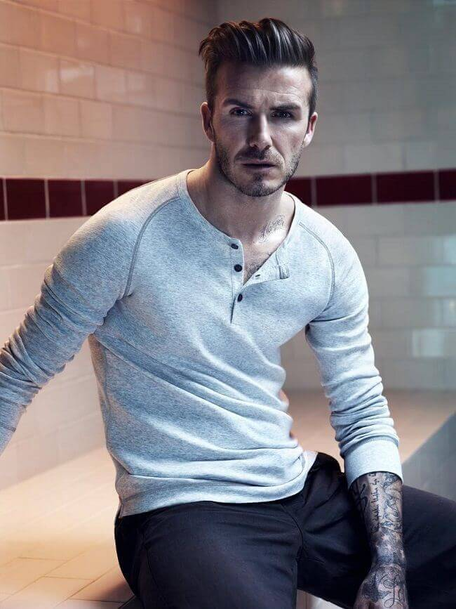 Modern Hairstyles For Men The Pompadour