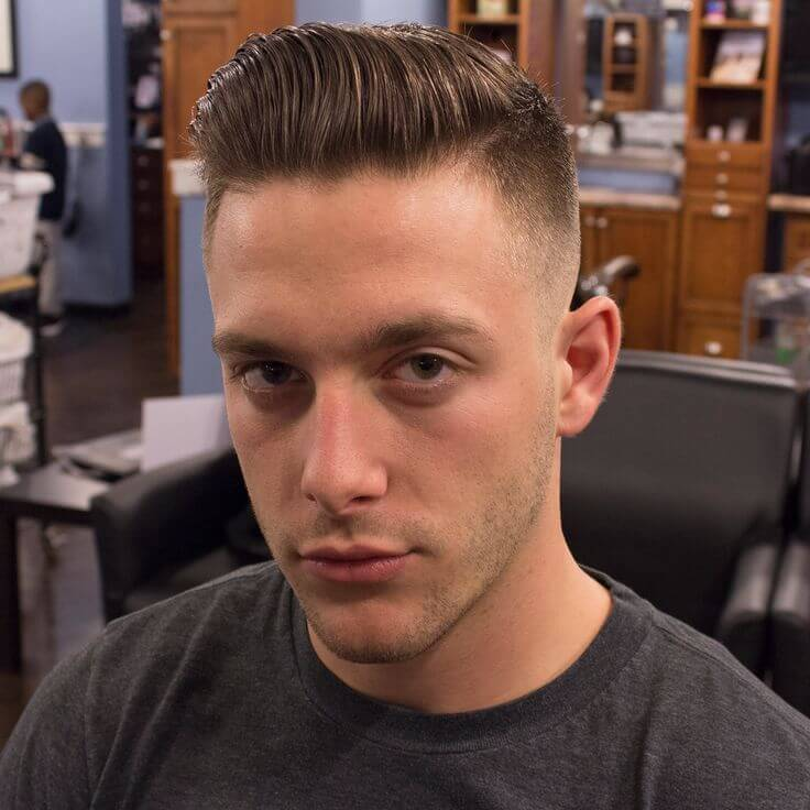 taper fade haircut ideas mens hairstyle guide. Black Bedroom Furniture Sets. Home Design Ideas