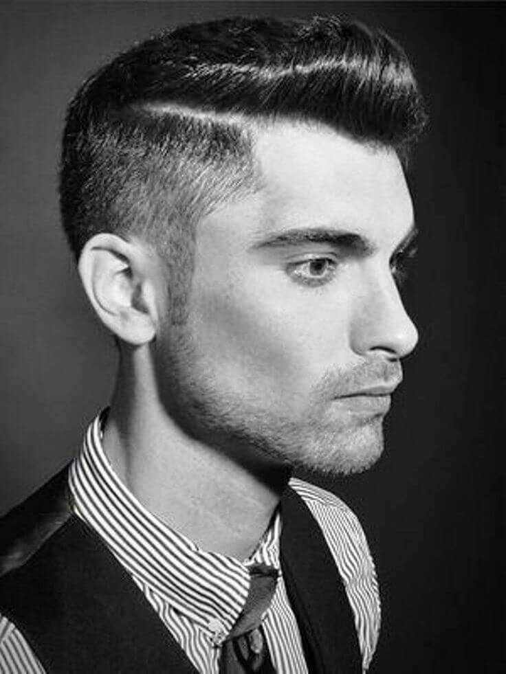 Miraculous 50S Hairstyles For Men 02 Mens Hairstyle Guide Natural Hairstyles Runnerswayorg