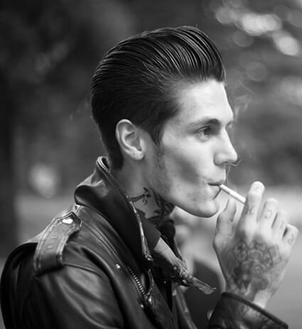 Sensational 50S Hairstyles For Men 15 Mens Hairstyle Guide Natural Hairstyles Runnerswayorg