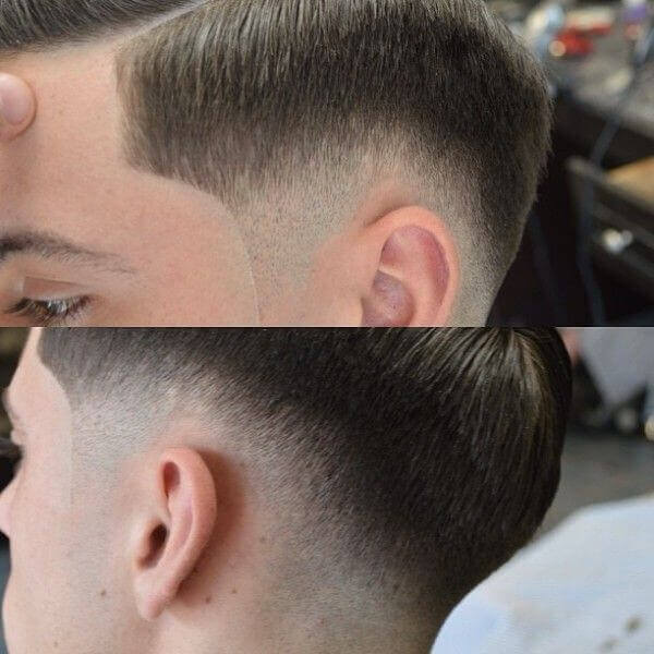 Taper Fade Haircut 01 Mens Hairstyle Guide