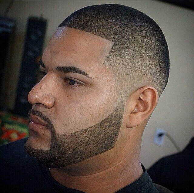 how to make clean beard lines