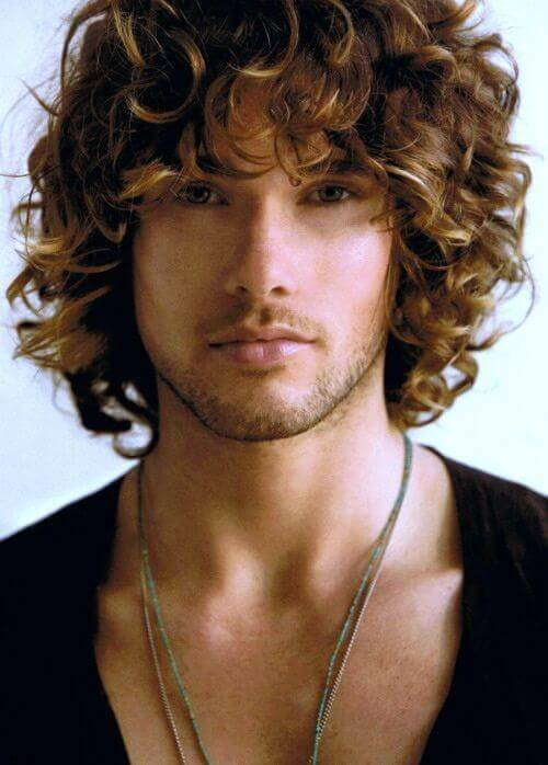 The Best Curly Hairstyles For Men Mens Hairstyle Guide