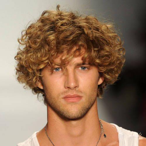 Curly Mens Hair 13 Mens Hairstyle Guide